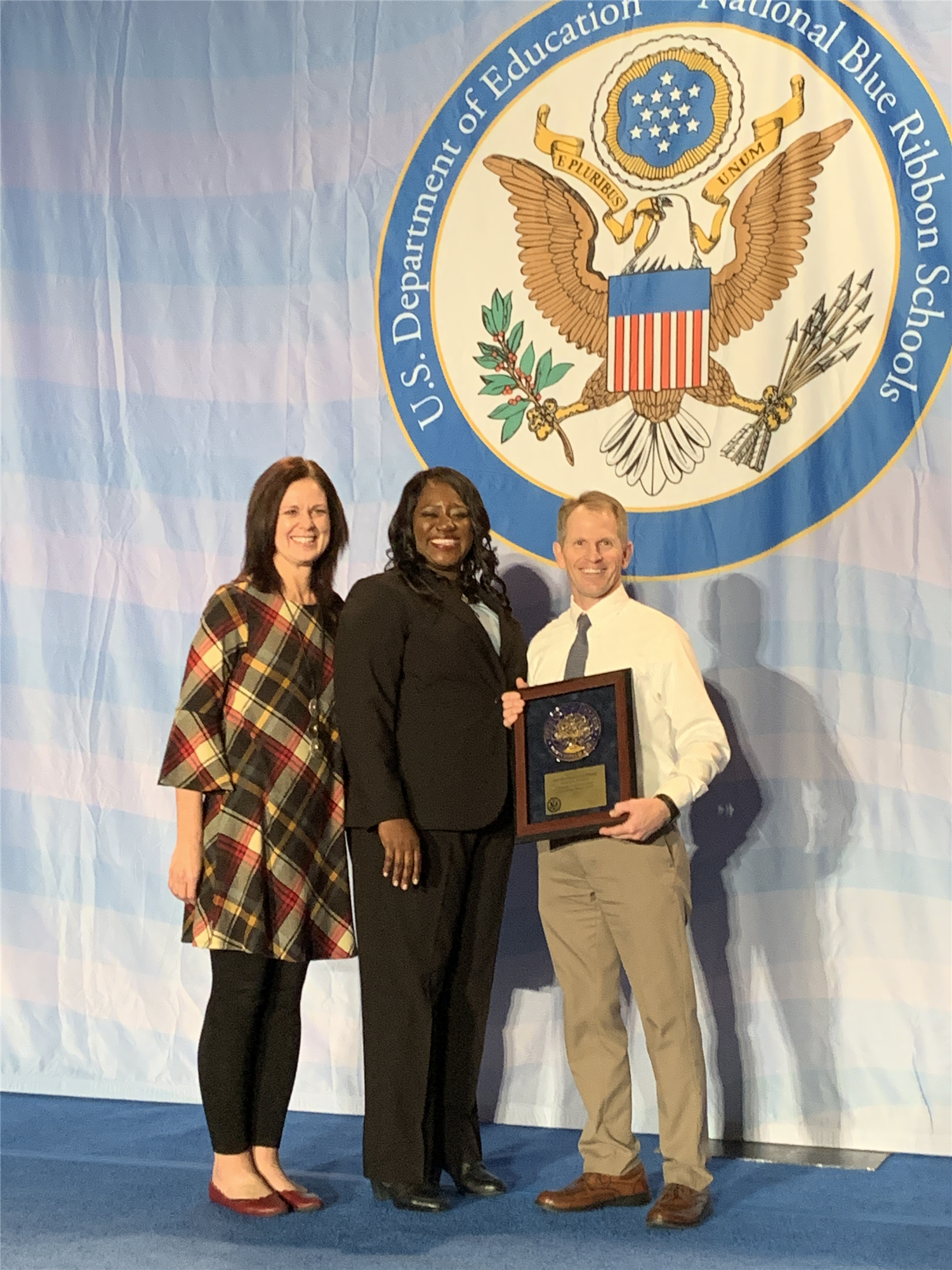 Lincoln Elementary School Named National Blue Ribbon School for 2019