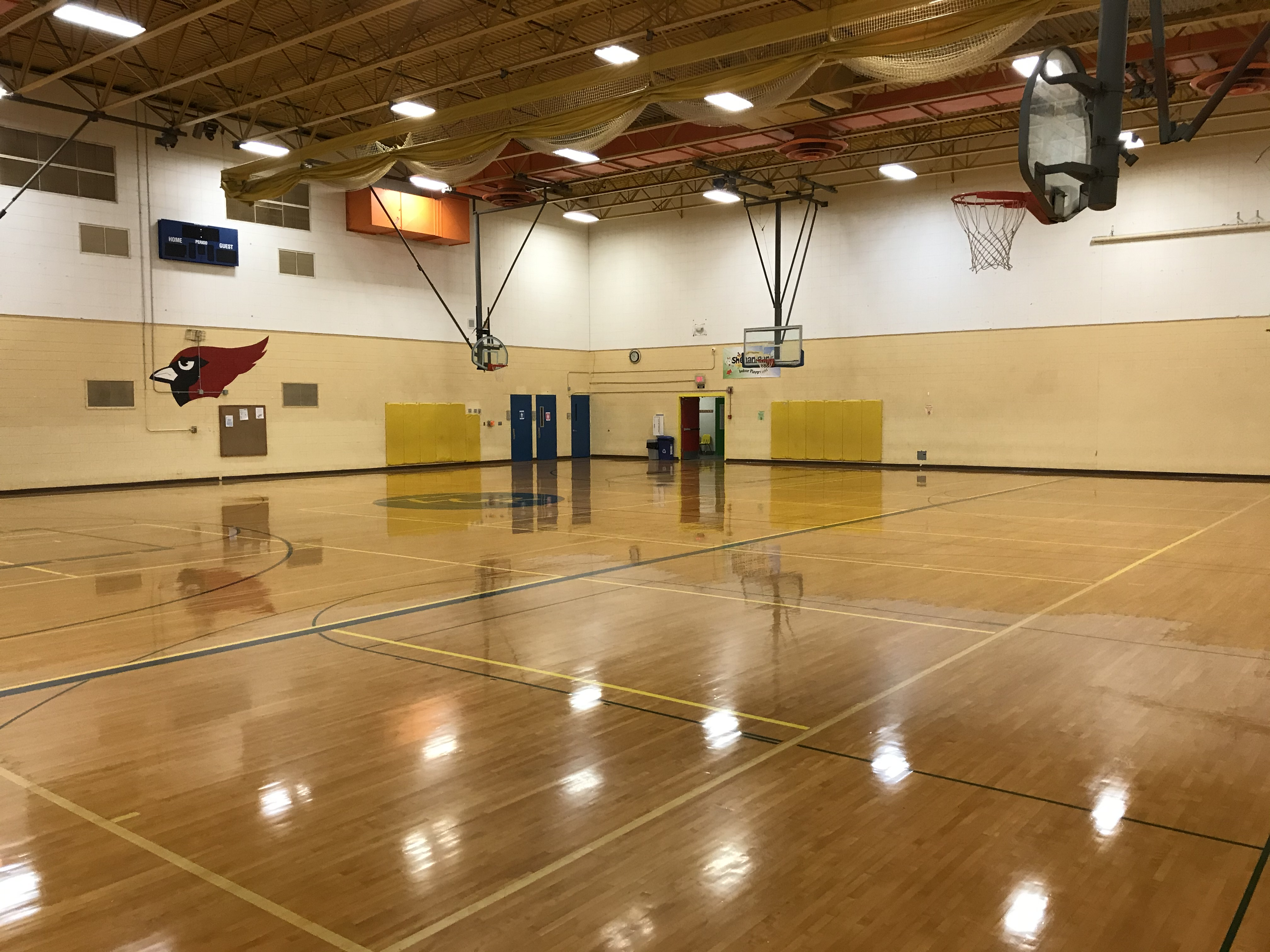 Douglas County Gym