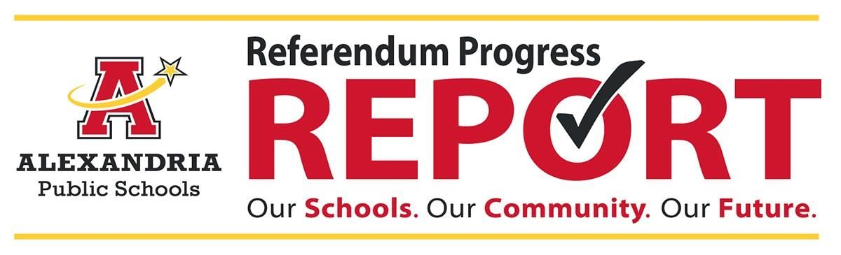 referendum progress report graphic
